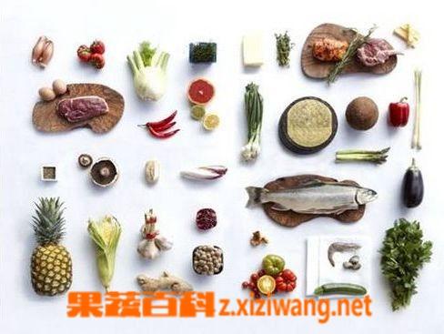 果蔬百科蛋白质